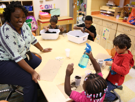 Use of Preschool Promise lags in eastern parts of city Dayton, program leaders want to enroll more children.