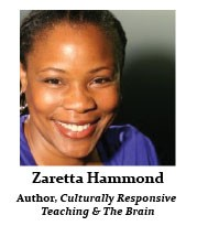 Zaretta Hammond
